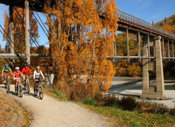 Bike Tour of Arrow River Trail