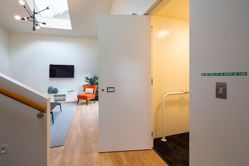 Koura Apartments lift