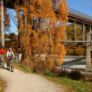 Bike Tour of Arrow River Trail
