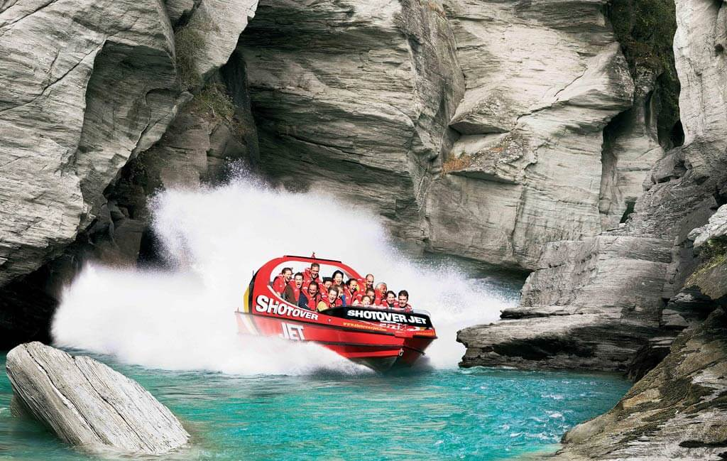 Queenstown-Shotover-Jetboat