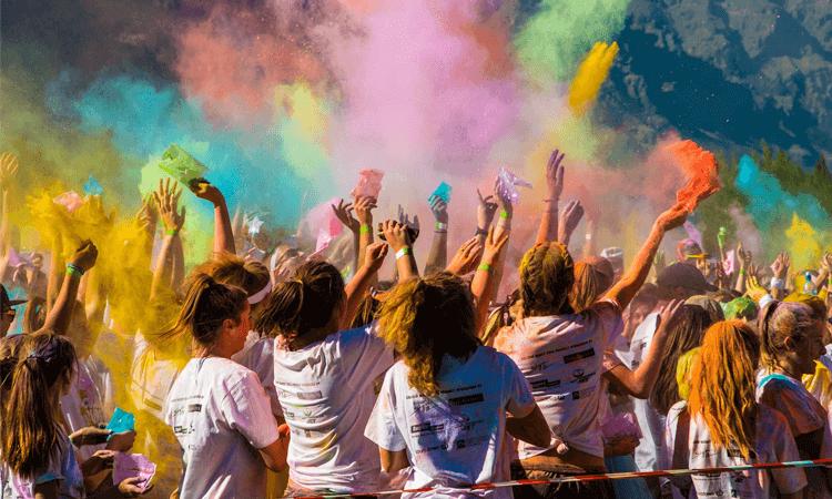 Colour-Burst-Fun-Run-Queenstown-Otago