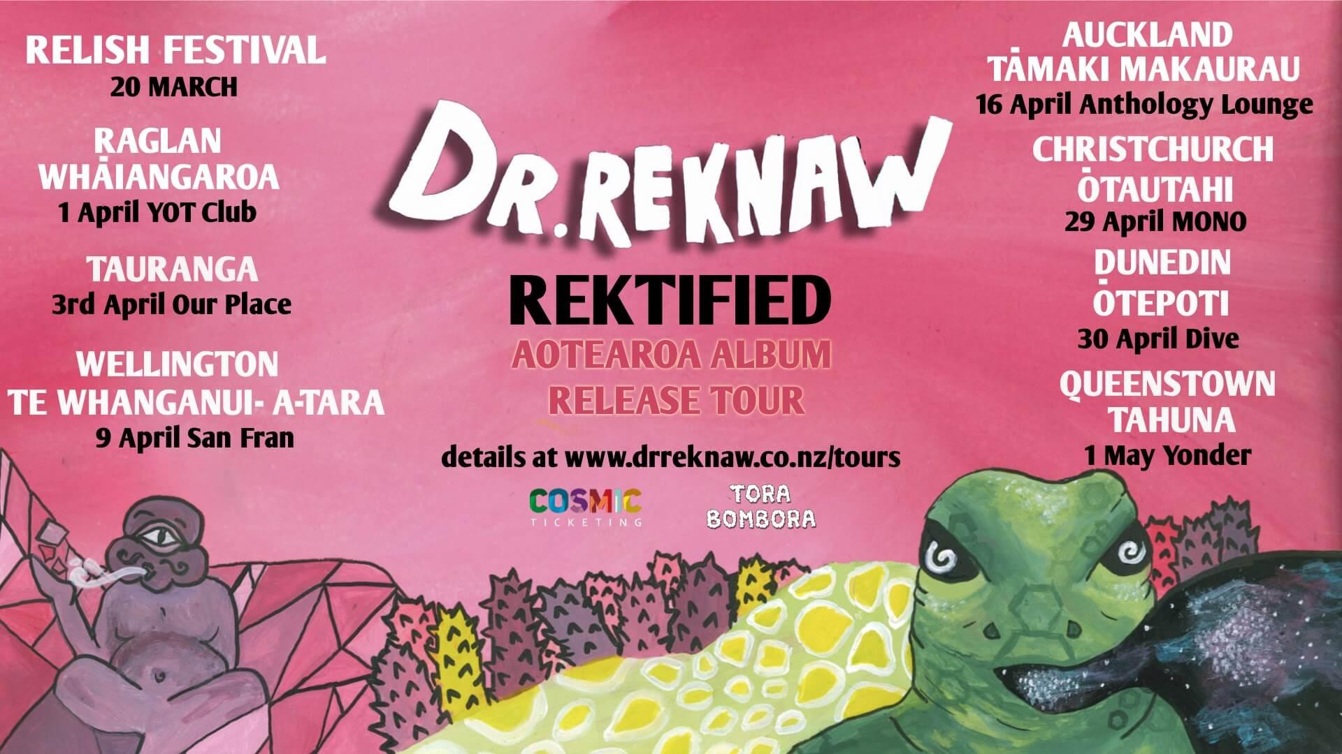Dr Reknaw